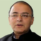 Arun Jaitley Central Finance Minister